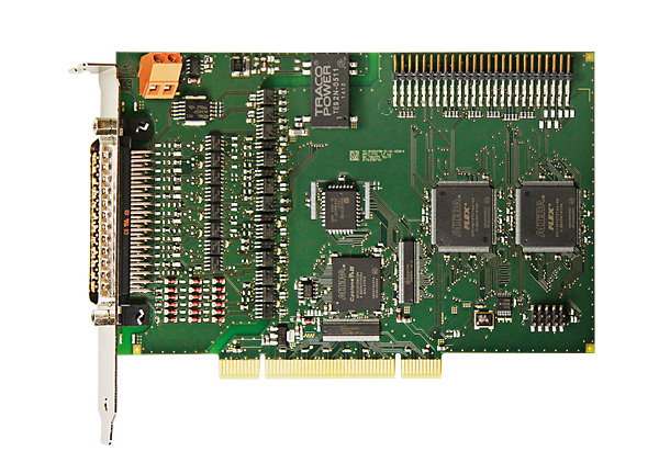 Carte PCI comptage multifonctions APCI-1710