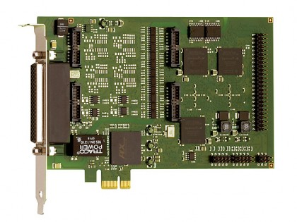 Carte PCI Express comptage
