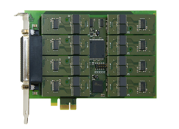 Carte PCI Express interfaces serie APCIe-7800