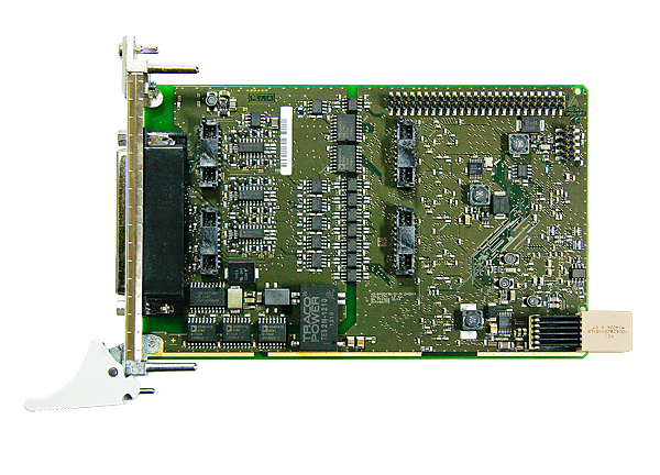 Carte CompactPCI Serial comptage multifonctions CPCIs-1711